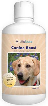 Canine Boost Liquid