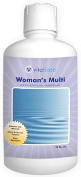 Woman's Multi Liquid