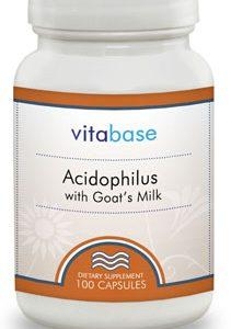 Acidophilus w/Goat's Milk