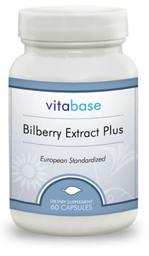 Bilberry Extract Plus (Formula)