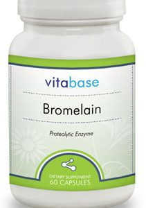 Bromelain (400 mg)