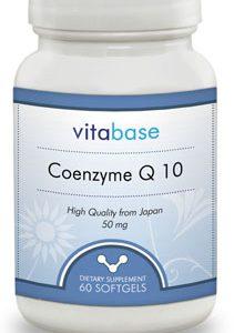 CoQ10 Softgels (50 mg)
