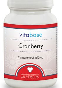 Cranberry Concentrate (400 mg)