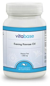 Evening Primrose Oil (1300 mg)