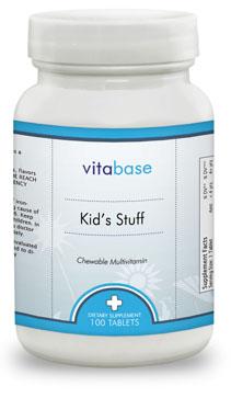 Kid's Stuff Multivitamin