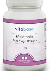 Melatonin Two Stage Release (1 mg)