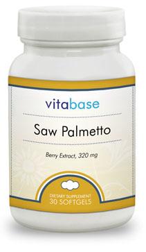 Saw Palmetto (320 mg)